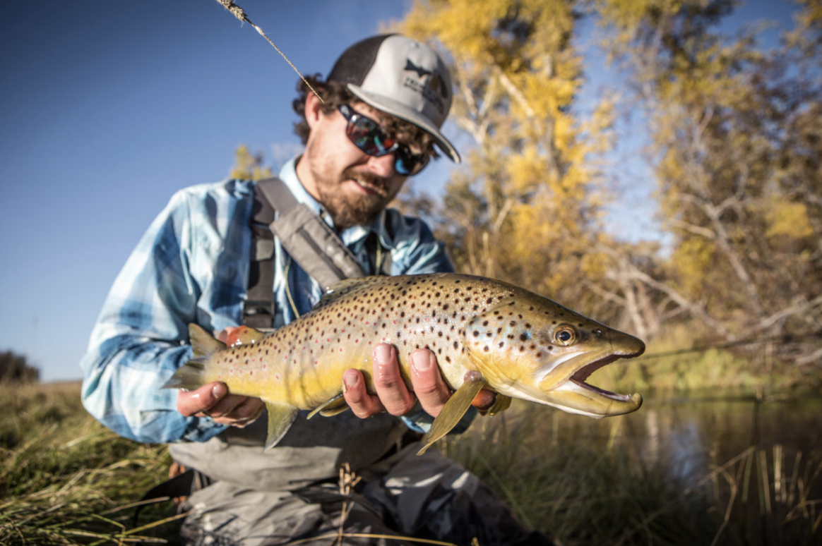 Brush Creek Ranch Fly Fishing